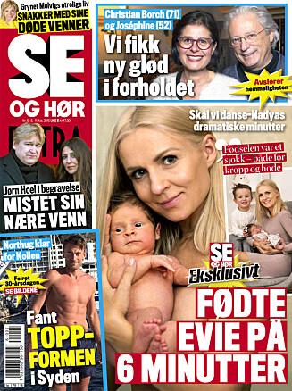 LES MER: I nyeste nummer av Se og Hør Extra kan du lese mer om Petter Northug. Foto: Se og Hør