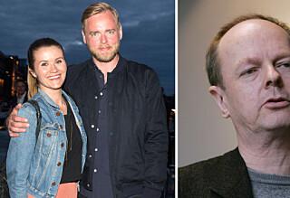 Sammenlignet den nyfødte datteren med NRK-veteran