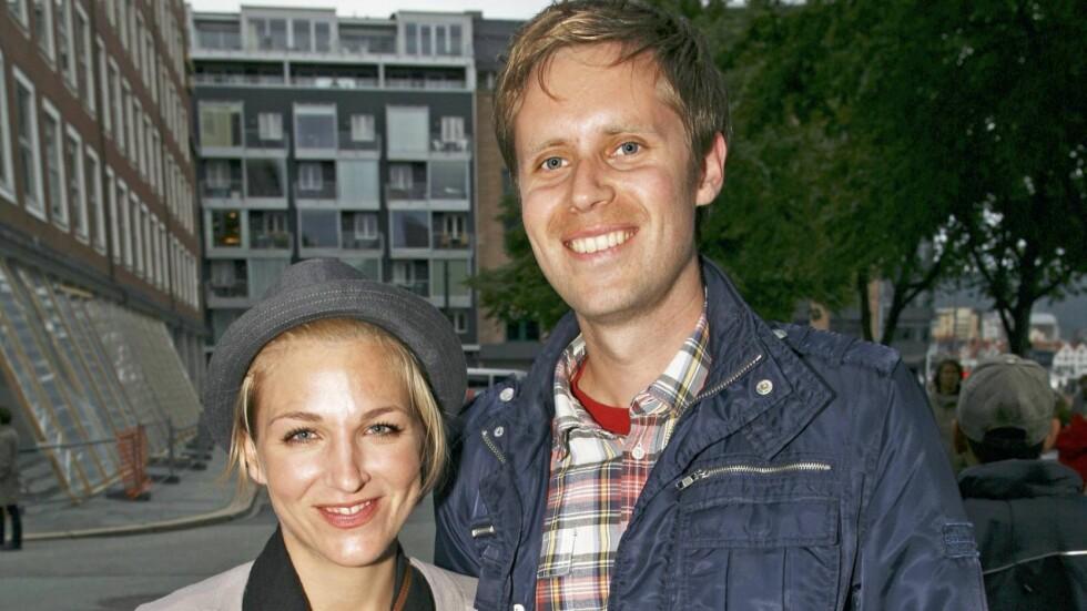 STØTTE: Guri Solberg forteller at ektemann David Vogt, er en stor støtte for henne.  Foto: Se og Hør