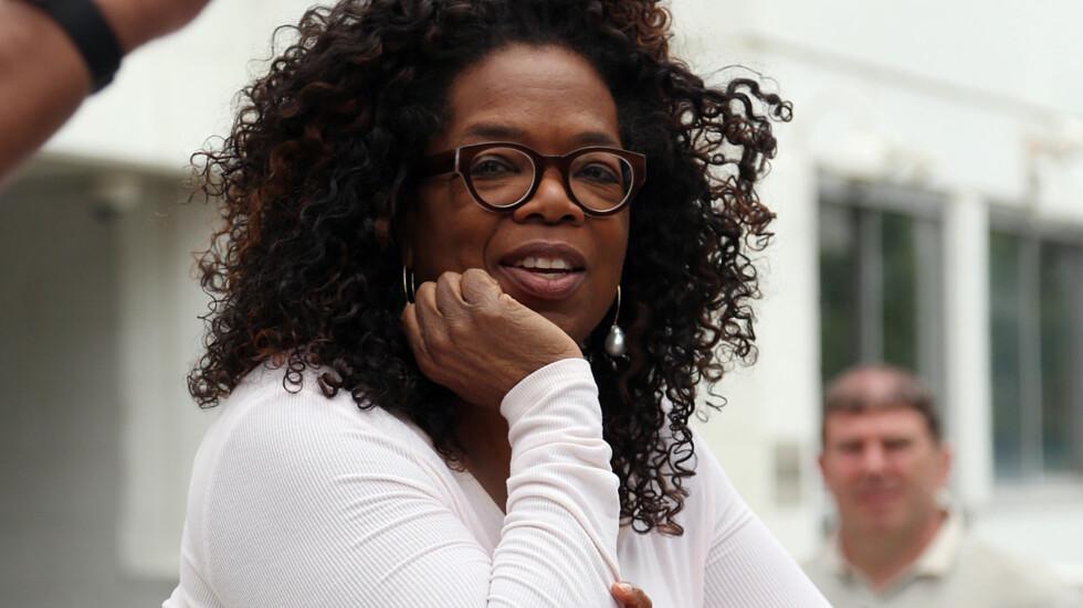 ENDRER LIVSSTIL: Da hun nok en gang gikk opp i vekt sommeren 2015 skjønte Oprah Winfrey at hun måtte legge om livsstilen. Det resulterte i et samarbeid med slankefirmaet Weight Watchers.  Foto: Splash News