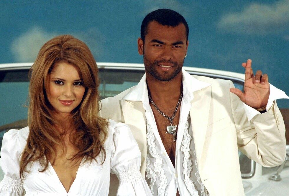 EKSMANNEN: Cheryl var gift med den britiske fotballstjernen Ashley Cole fra 2006 til 2010, Foto: NTB scanpix