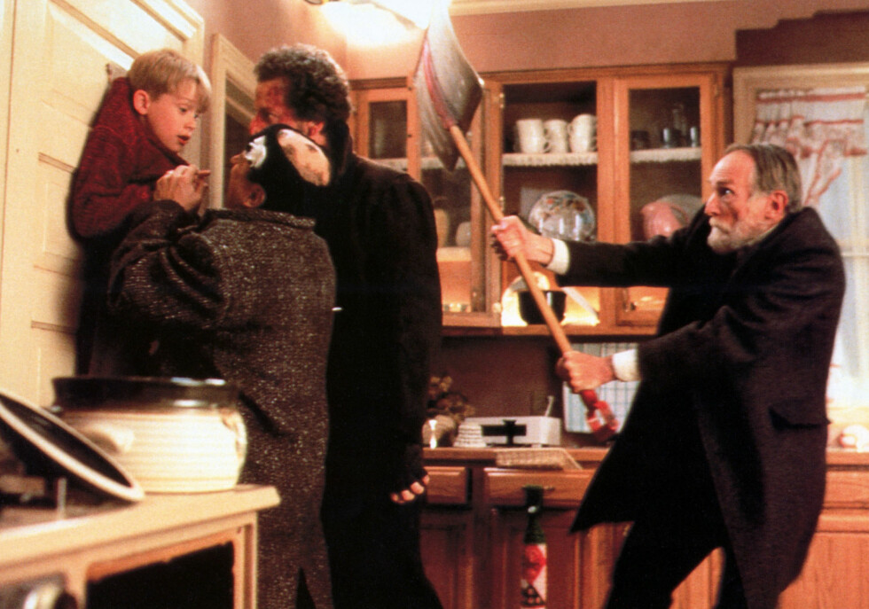 <strong>FØR:</strong> Joe Pesci var best kjent for sine mafiaroller da han spilte innbruddstyv i «Hjemme alene».  Foto: Mary Evans Picture