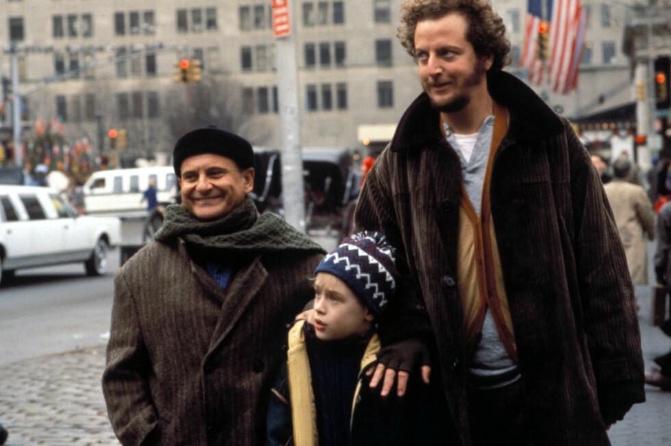 <strong>FØR:</strong> Daniel Stern var kjent for roller i en rekke komedier og har blant annet spilt i to Woody Allen-filmer «Stardust Memories» og «Hannah and her sisters».  Foto: SipaUSA