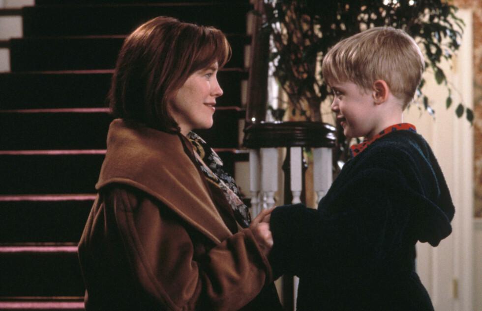 <strong>FØR:</strong> Catherine O'Hara spilte moren i familien McCallister. Foto: SipaUSA