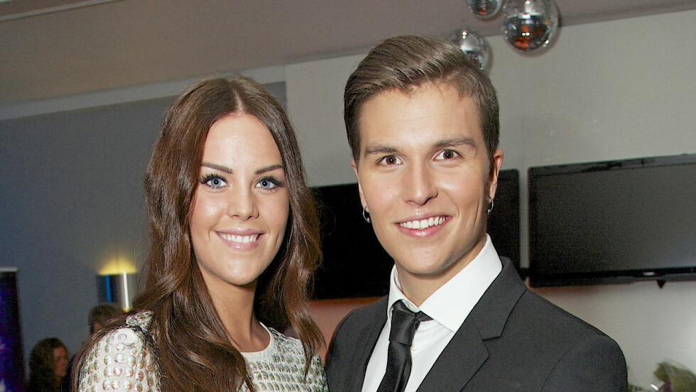 GOD STØTTESPILLER: Atle Pettersen takker kjæresten Cathrine Eide for gode råd når det gjelder sin TV-karriere. Foto: Se og Hør