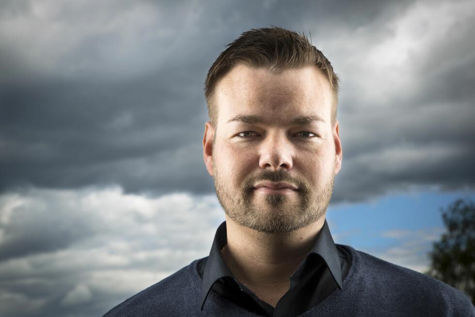 """KLARSYNT: Michael Winger har  vært med på å løse tre forsvinningssaker i Norge. - Jeg har hatt disse evnene siden jeg var fem år gammel. Men det er ikke alltid jeg klarer å finne folk, sier Michael. Han vant TVNorge-serien """"Jakten på den 6. sans"""" i 2011.  Foto: Se og Hør"""