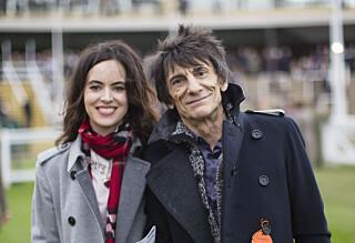 Ronnie Wood (68) blir pappa til tvillinger