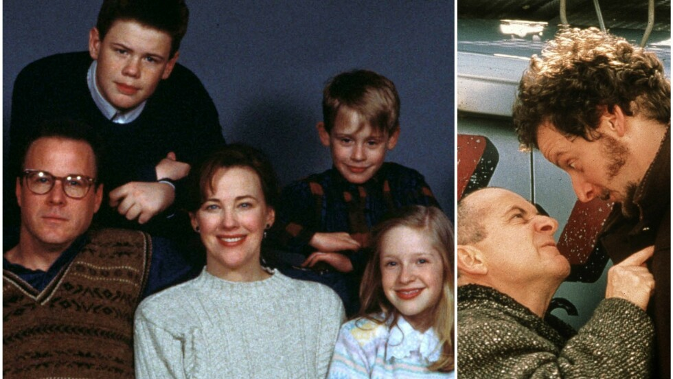 <strong>POPULÆR FAMILIE:</strong> Skuespillerne fra «Hjemme alene»-filmene ser ikke ut som de gjorde for 25 år siden. Se bildespesial nederst i saken.  Foto: Scanpix
