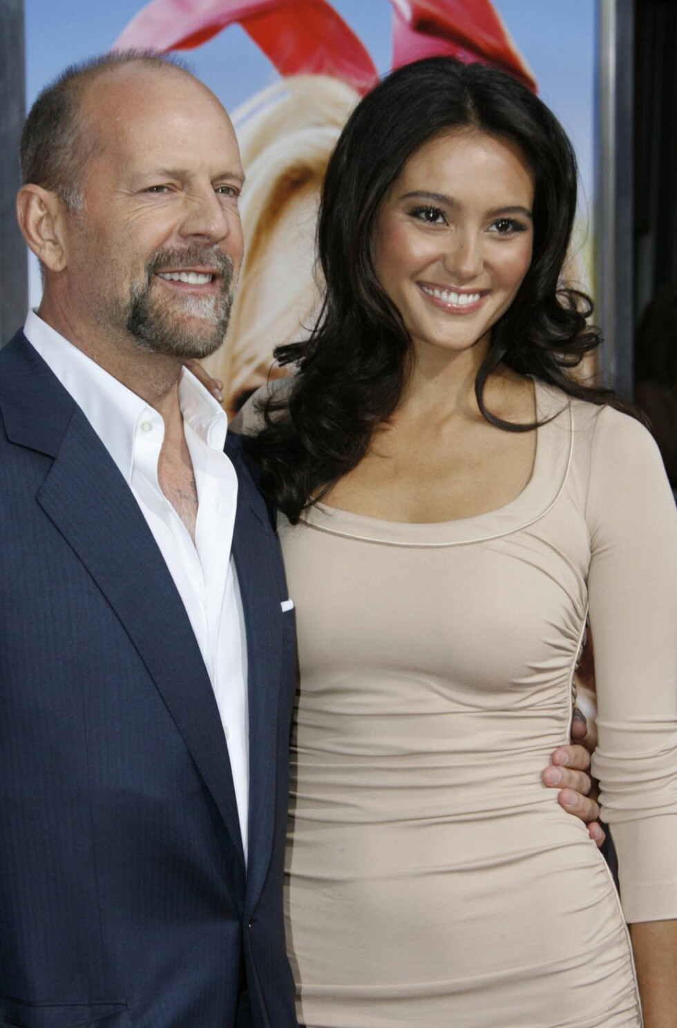 GIFTET SEG PÅ ØYA: Øygruppen er en kjendisfavoritt og det var her Bruce Willis giftet seg med Emma Heming i 2009.  Foto: REUTERS