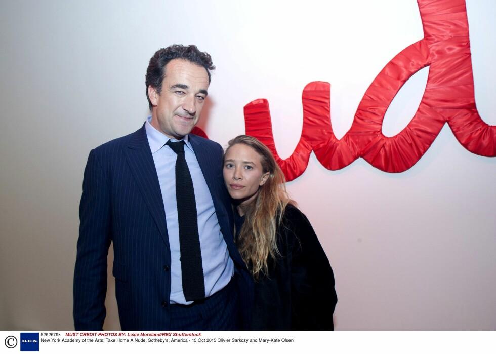 HEMMELIG: Mary-Kate Olsen skal ha giftet seg på Manhattan i helgen. Foto: Rex Features