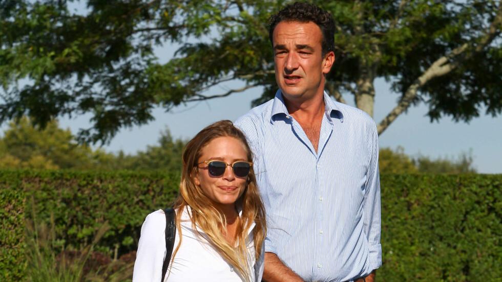 GIFTET SEG?: Mary-Kate Olsen og hennes franske kjæreste skal ha giftet seg på fredag. Foto: Splash News