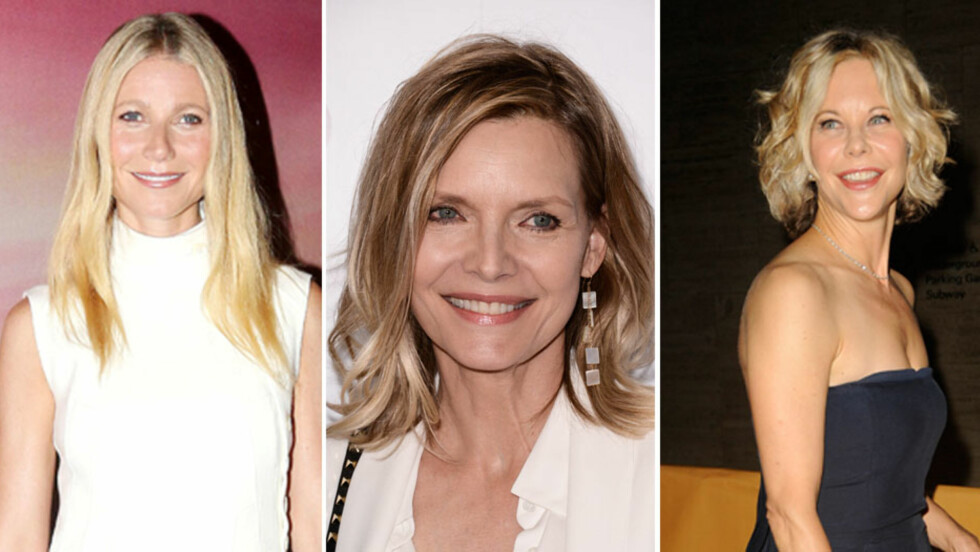 TAKKET NEI (f.v): Gwyneth Paltrow avslo den kvinnelige hovedrollen i kjempesuksessen «Titanic», mens både Michelle Pfeiffer og Meg Ryan skal ha takket nei til hovedrollen i «Pretty Woman». Ingen av dem nyter i dag spesielt stor suksess i Hollywoods filmbransje. Foto: NTB Scanpix