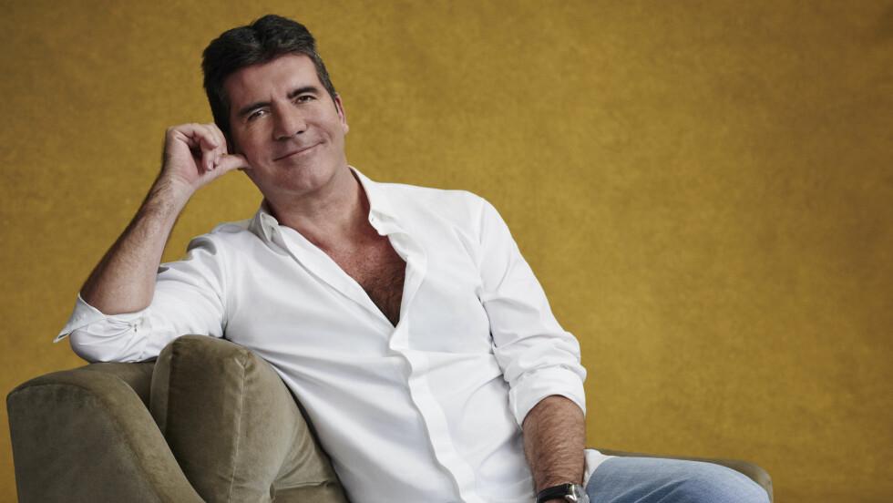 <strong>DYR DUSJ:</strong> Simon Cowell tar sin egen renslighet på alvor. Foto: Rex Features