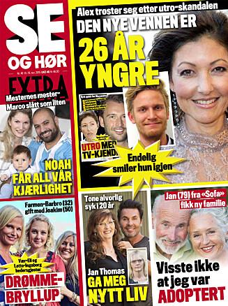 I SALG NÅ: Les mer i Se og Hør Extra.