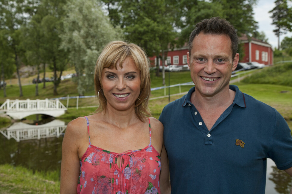 ARTISTPAR: Totland er gift med artisten Silje Nergaard. Foto: Se og Hør