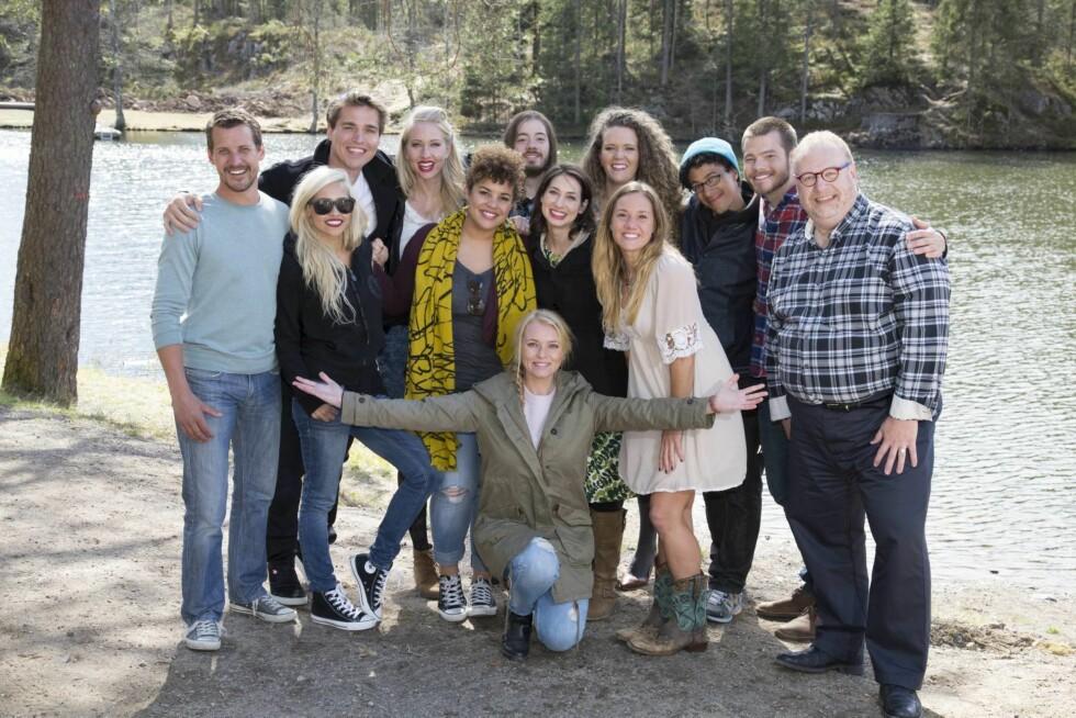 <strong>POPULÆRT PROGRAM:</strong> Henriette Bruusgaard (foran) ble nettopp ferdig med det populære TVNorge-programmet &amp;quot;Alt for Norge&amp;quot;.