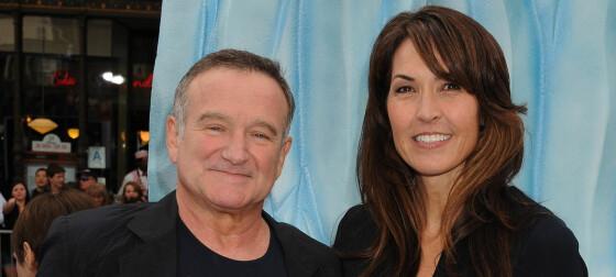 Robin Williams enke åpner seg om selvmordet