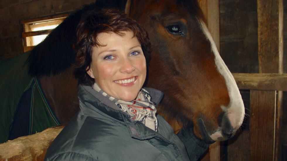 HESTEPRINSESSEN: Prinsesse Märtha Louise har avslørt at hun kan snakke med hester. Nå blir hun hedersgjest når Norsk Rytterforbund feirer 100 år på Kinsgsland Oslo Horse Show.  #