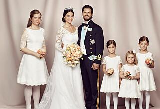 Se høydepunktene fra Carl Philip og Sofias bryllup her!