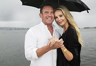 Monica Hansen gifter seg med raus riking