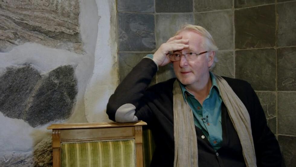 FORTVILET: Eyvind Hellstrøm tror ikke sine egne øyne, når han opplever at kokken på restauranten han besøker, gir bort maten. Foto: TV3