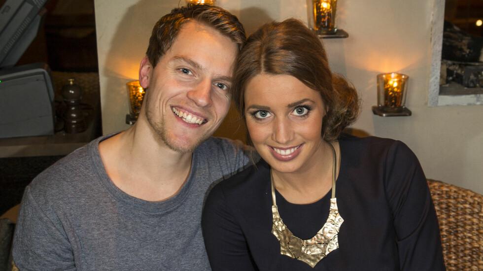 GIFTER SEG I HØST: TV 2-profil Susanne Wergeland og VG-journalist Atle Jørstad forlovet seg i vinter, og under ett år senere skal bryllupet deres stå.  Rødmerket for salg.  Foto: Tor Lindseth