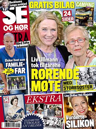 I SALG NÅ: Les mer i Se og Hør Extra, som er i salg nå!