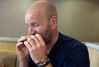 Bård Tufte spiser ikke Big Mac som alle andre