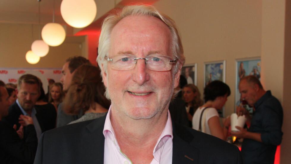 STOLT: Eyvind Hellstrøm er stolt over at ungdommen har tatt i bruk et uttrykk som kom etter hans tv-program.  Foto: Sølve Hindhamar