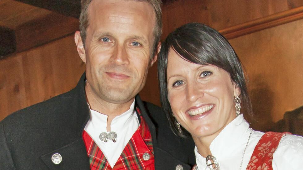 TERMIN I DESEMBER: Fred Børre Lundberg og Marit Bjørgen skal etter planen få barn i årets siste måned. Foto: Se og Hør