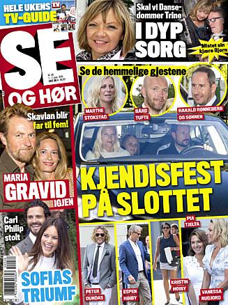 I SALG NÅ: Les mer i Se og Hør, som er i salg nå.