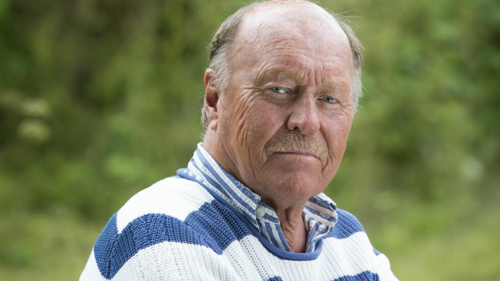 """SKAPER DEBATT: Tidligere denne måneden fikk Per Ståle Lønning kritikk for sine uttalelser om """"fjernimporterte"""" fotballspillere – nå innrømmer han at han liker å provosere. Foto: Se og Hør"""