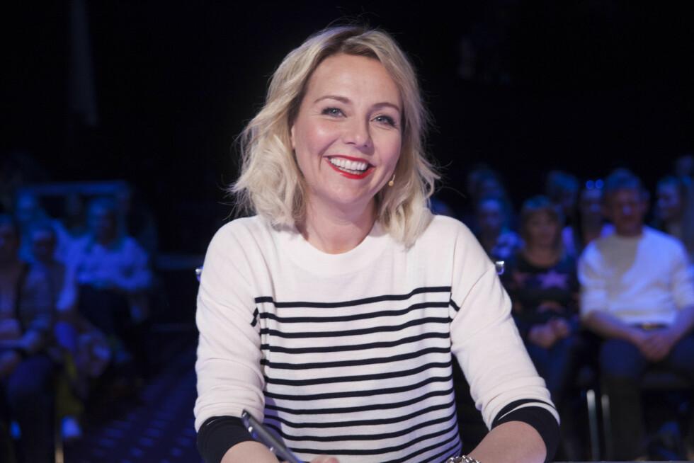 NEKTET Å SNAKKE: Skåber forteller at hun nektet å snakke fordi hun ble så sint i Norske Talenter.