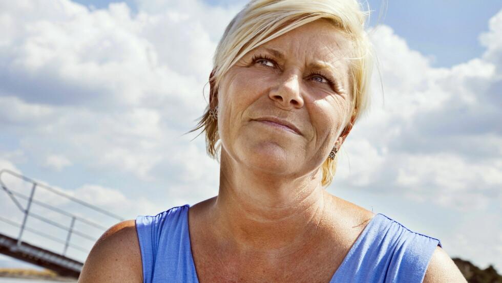 MISTET FAREN: Som 20-åring mistet finansminister Siv Jensen pappaen sin – nå forteller hun om sin opplevelse natten han døde. Foto: Morten Eik