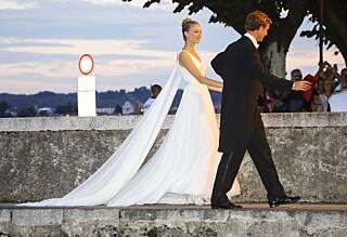 Monacos fyrstepar glimret med sitt fravær