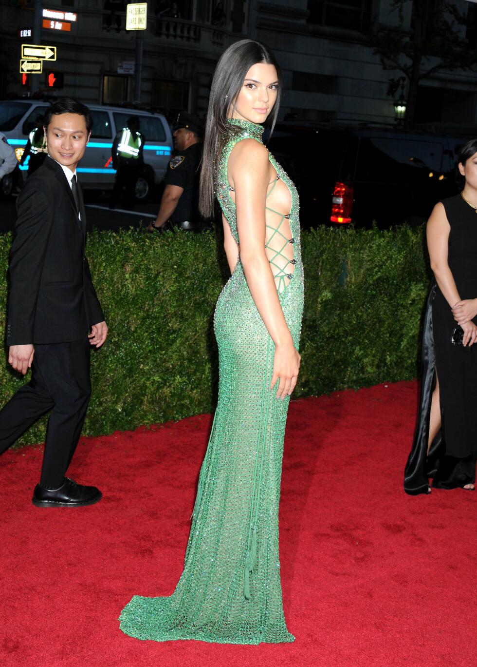 Kendall Jenner. Foto: Broadimage