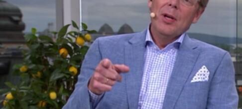 TV 2-profil Arill Riise vekker oppsikt med «feit»-kommentar