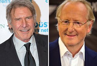 Hellstrøm blir inspirert av Harrison Ford