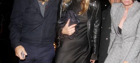- Kate Moss og ektemannen lever separate liv