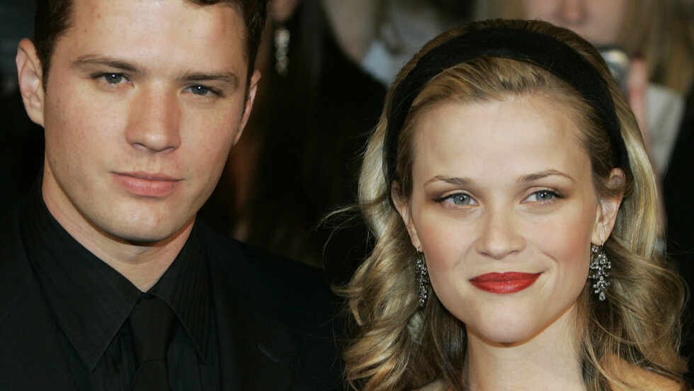 <strong>STJERNEPAR:</strong> Det er ingen tvil om at Ryan Phillippe og Reese Witherspoon utgjorde et pent par. Dessverre tok lykken slutt i 2007. Foto: Scanpix
