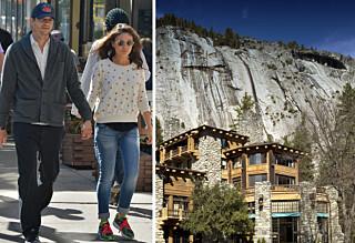 Avslører Ashton og Milas bryllupsreise