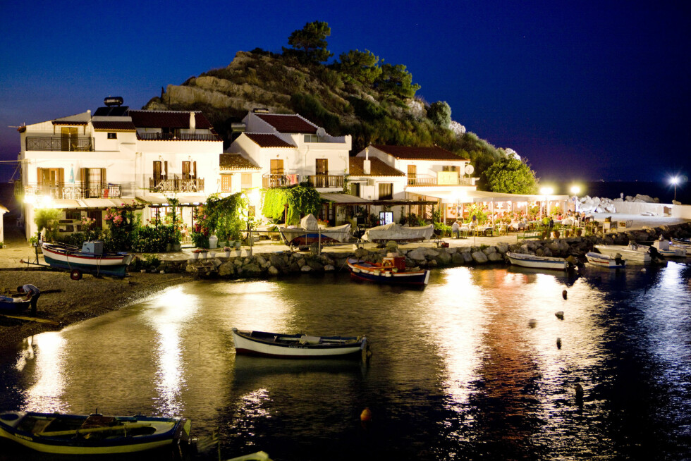<strong>LETT Å TRIVES:</strong> Besøker du først Kokkari, vil du neppe bo noe annet sted neste gang du er på Samos. Foto: Star Tour