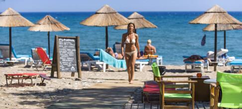 Sommerlykke på Samos