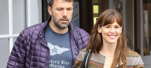 - Ben og Jennifer flytter ikke fra hverandre