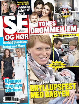 I SALG NÅ: Denne ukens Se og Hør finner du nå i butikkhyllene.