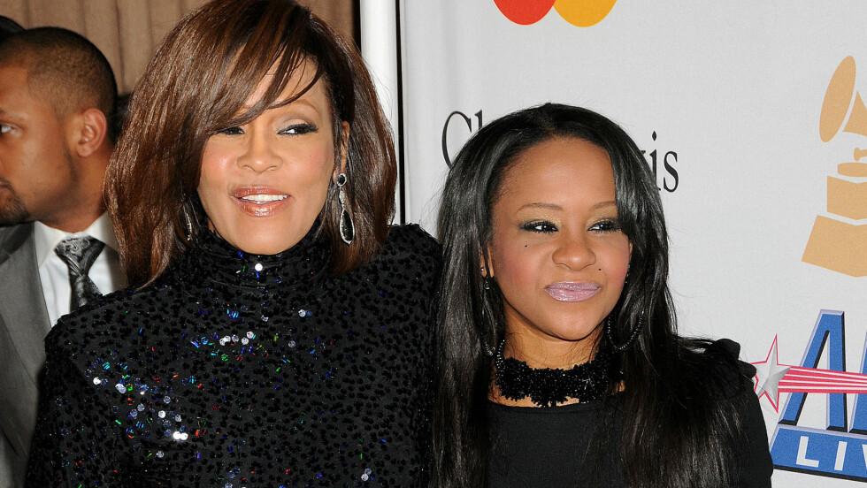 DOPET SEG: Whitney Houston hadde et alvorlig dopproblem før hun døde i 2012.   Foto: NTB scanpix