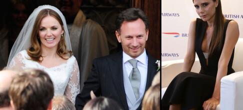 Victoria Beckham droppet Spice Girls-Geris bryllup