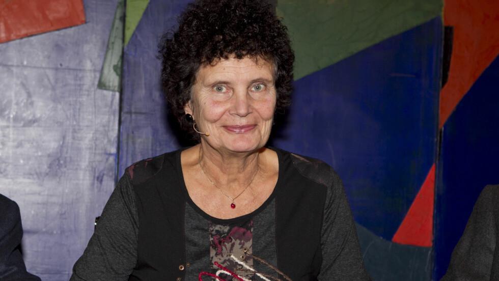 """ANERKJENT: Anja Breien har vært filmregissør i mange år og står blant annet bak """"Arven"""" og """"Hustruer"""". Foto: Stella Pictures"""