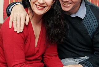 Veronica og Per Orderud skilles