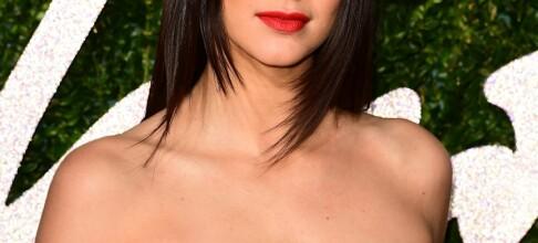 Kendall Jenner er verdens nest mest sexy kvinne